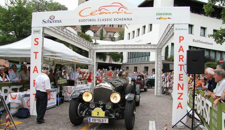 © Tourismusbüro Schenna / Südtirol Classic