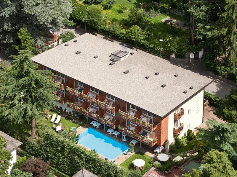 Hotel aster obermais meran 3 sterne hotel meran und for Design hotel meran und umgebung