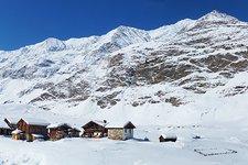 Winter in Meran und Umgebung